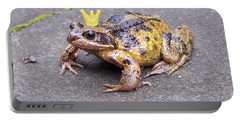 Princess Frog Portable Battery Charger