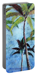 Princeville Palms  Portable Battery Charger