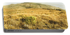 Pristine Mountain Plains Portable Battery Charger