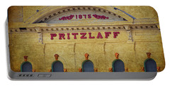 Pritzlaff Portable Battery Charger by Susan  McMenamin