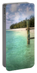 Private Out Island In The Bahamas Portable Battery Charger