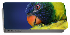 Profile Of A Lorikeet Portable Battery Charger