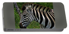 Profile Zebra Portable Battery Charger
