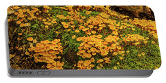 Profusion Of Orange Portable Battery Charger