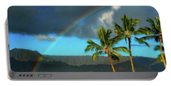 Portable Battery Charger featuring the photograph Promise Of Hope by Lynn Bauer