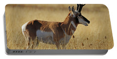 Pronghorn Antelope Portable Battery Charger