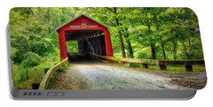 Protected Crossing In Summer Portable Battery Charger