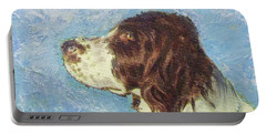 Proud Spaniel Portable Battery Charger