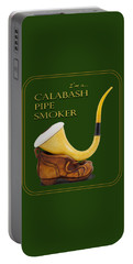 Proud To Be A Calabash Pipe Smoker Portable Battery Charger