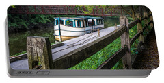 Providence Metropark Erie Canal  Portable Battery Charger