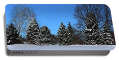 Provincial Pines Portable Battery Charger