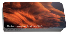 Psalm 19-1 Portable Battery Charger