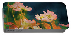 Psychedelic Cosmos Portable Battery Charger
