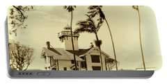 Pt. Fermin Lighthouse Portable Battery Charger