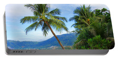 Phuket Patong Beach Portable Battery Charger by Mark Ashkenazi