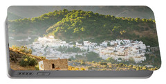 Pueblos Blancos Of Andalucia Portable Battery Charger