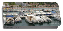 Puerto De Soller In Majorca Portable Battery Charger