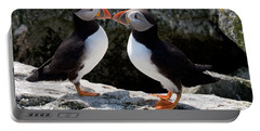Puffin Love Portable Battery Charger
