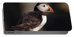 Puffin On Rock Portable Battery Charger