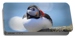 Puffin Time Portable Battery Charger
