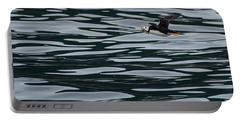 Puffin With Dinner Portable Battery Charger