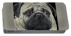 Pugshot Portable Battery Charger