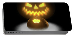 Pumpkin And Co II Portable Battery Charger
