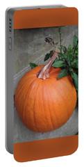 Pumpkin Portable Battery Charger