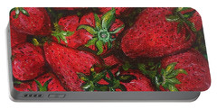 Pungo Strawberries Portable Battery Charger