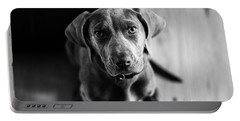 Puppy - Monochrome 1 Portable Battery Charger