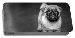 Puppy - Monochrome 2 Portable Battery Charger