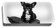 Puppy - Monochrome 5 Portable Battery Charger