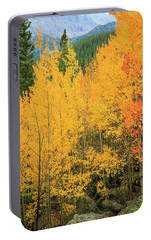 Portable Battery Charger featuring the photograph Pure Gold by David Chandler