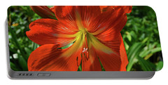 Pure Joy Amaryllis Portable Battery Charger