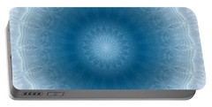 Purity Mandala By Rgiada Portable Battery Charger