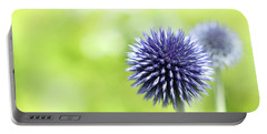 Purple Allium 1 Portable Battery Charger