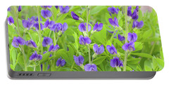 Purple Beauties Portable Battery Charger