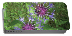 Purple By Nature 2 Portable Battery Charger