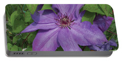Purple By Nature 5 Portable Battery Charger