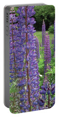Purple By Nature Portable Battery Charger