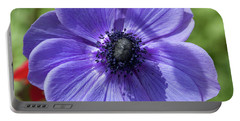 Purple Cosmos Portable Battery Charger