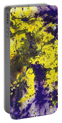 Purple Married Yellow Portable Battery Charger
