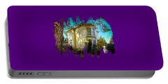 House With The Purple Swing Portable Battery Charger