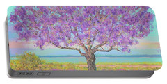 Purple Tree Portable Battery Charger
