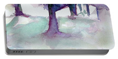 Purplescape II Portable Battery Charger by Jan Bennicoff