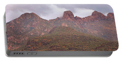 Pusch Ridge Tucson Arizona Portable Battery Charger