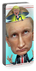 Putin 2016 Portable Battery Charger