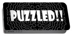 Puzzled Portable Battery Charger