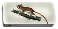 Pygmy Mouse Lemur Portable Battery Charger