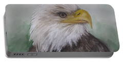 Pyrague Eagle Portable Battery Charger by Annie Poitras